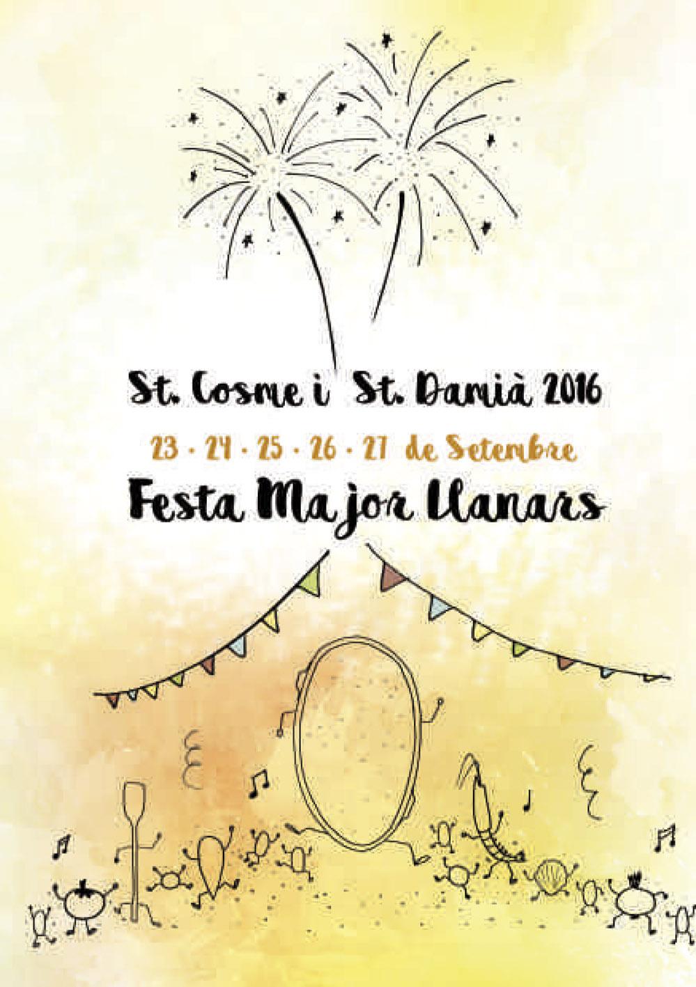 Llanars Festa Major 2016